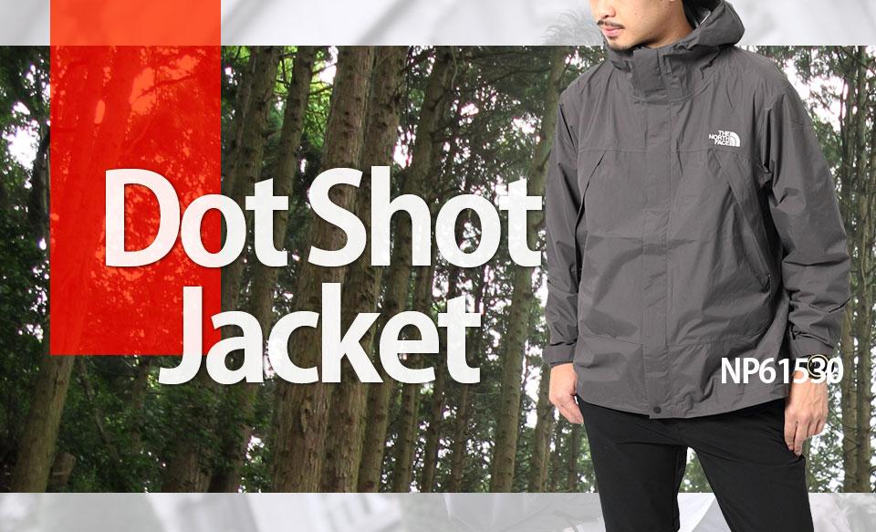 Dot Shot Jacket(ドットショットジャケット) NP61530