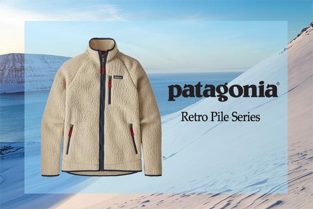 【パタゴニア】レトロパイルシリーズが待望の入荷!