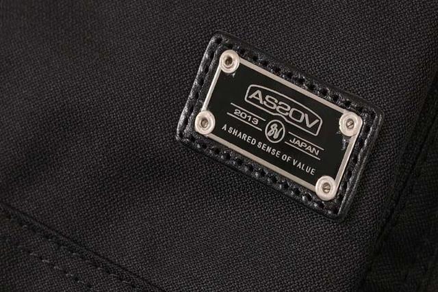 マスターピースのディレクターが作る本物志向のバッグブランドAS2OV(アッソブ)