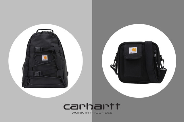 【Carhartt WIP】Newバッグが2モデル入荷!